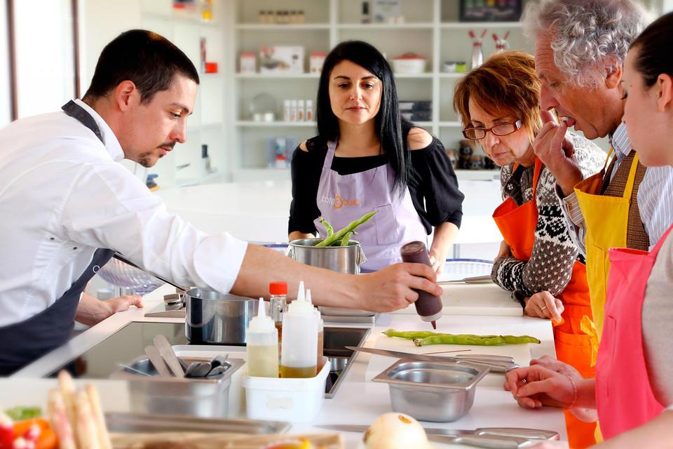 Ecole de cuisine bordeaux saint james bouliac cours for Cours de cuisine rodez