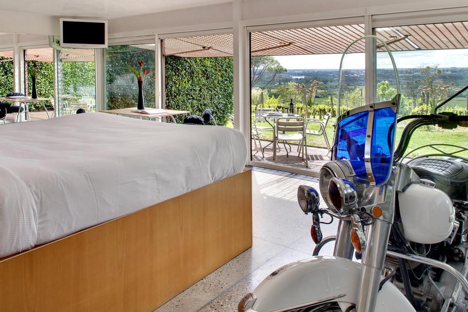 H tel charme arcachon saint james bouliac charmant for Hotel design arcachon