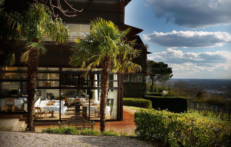 H tel design proche d arcachon saint james bouliac for Hotel design arcachon