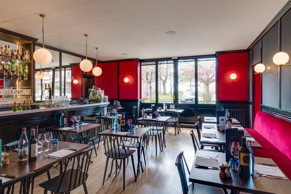 Bistrot Bordeaux Café De L Espérance Restaurant Aquitaine